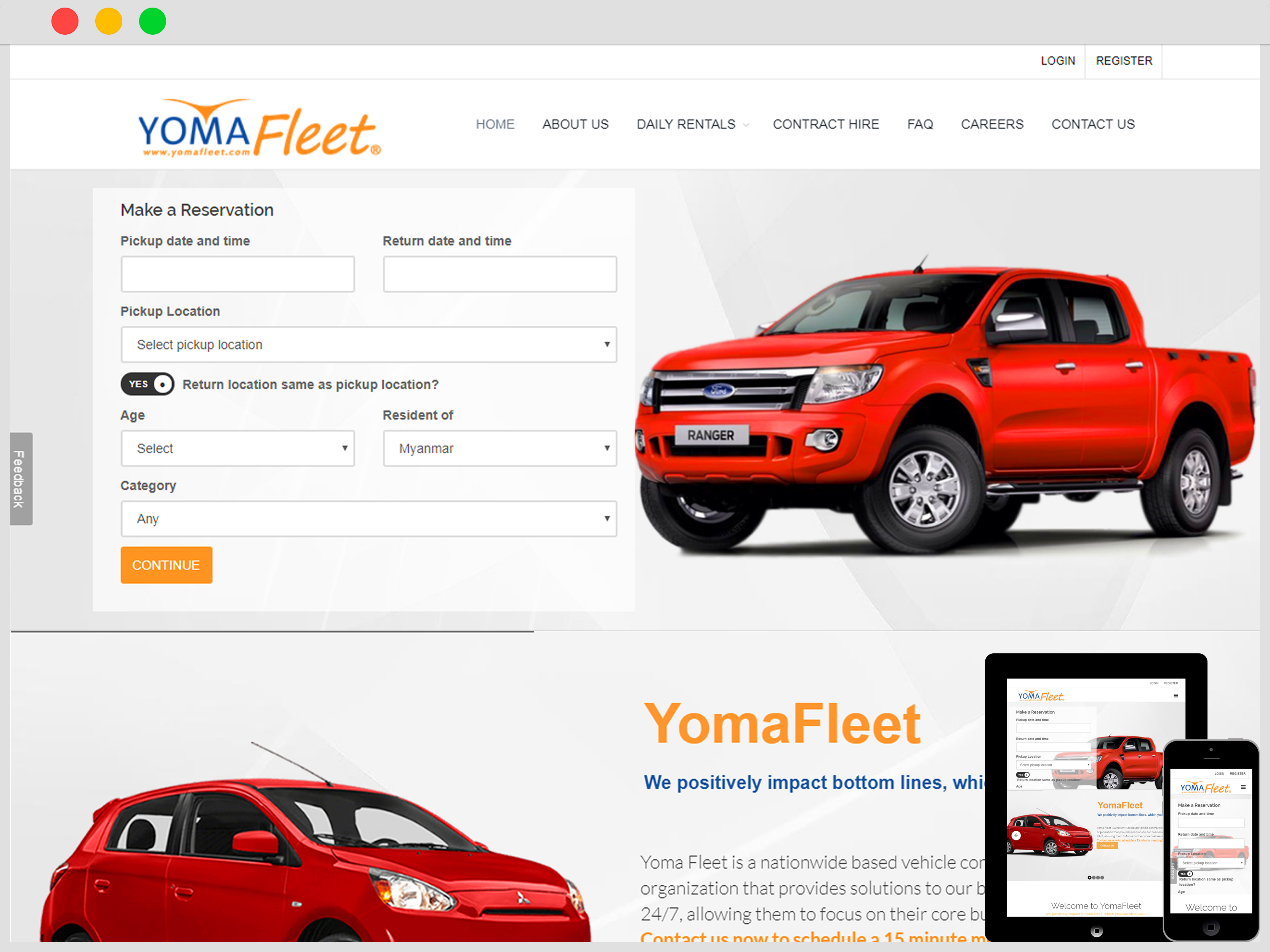 Yoma Fleet
